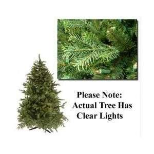Pine Artificial Christmas Tree   Clear Lights