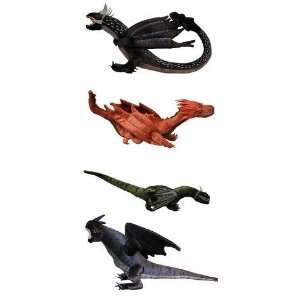 Harry Potter Dragon Plush Assortment Case of 12 Toys