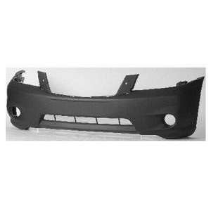 Mazda Tribute Textured Gray Replacement Front Bumper Cover Automotive