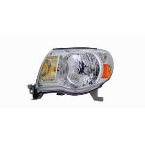 20 6578 00 9 Toyota Tacoma CAPA Certified Replacement Left Head Lamp