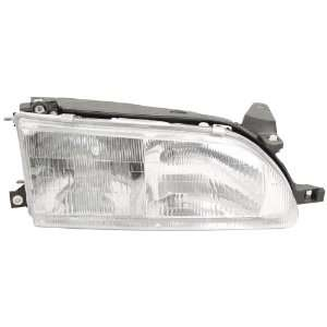 OE Replacement Toyota Corolla Passenger Side Headlight