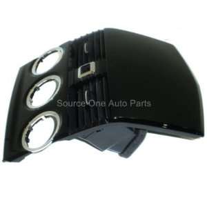 SATURN SKY CENTER DASH TRIM BEZEL W/ VENTS 25868216 Automotive