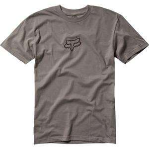 Fox Racing Masked T Shirt   Medium/Dark Grey Automotive