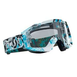 Scott Sports Hustle Vice Goggles with Clear Lens