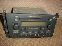 ACURA TL BOSE CD 6 DISC PLAYER RADIO CHANGER 2001 02 2003 3TB1 39101
