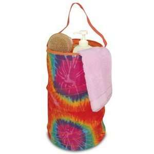 Tie Dyed Dorm Caddy Shower Tote *Free S&H*