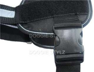Dog Harness Large Medium Small Service Velcro Patches
