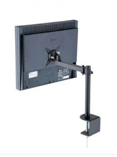 LCD Screen Monitor Desk Table Mount Extended Arm